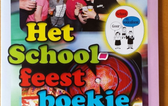 Schoolfeestboekje 2016