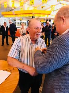 Bert Caron is al 50 jaar vrijwilliger